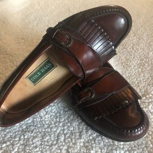 Cole Haan Men's Loafers With Buckle